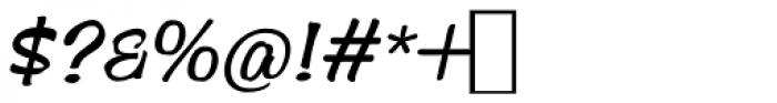 Billabong Italic Font OTHER CHARS