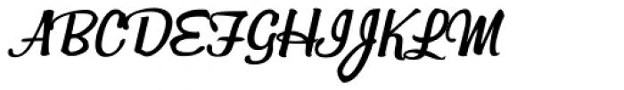 Billabong Italic Font UPPERCASE
