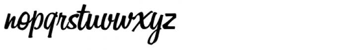 Billabong Italic Font LOWERCASE