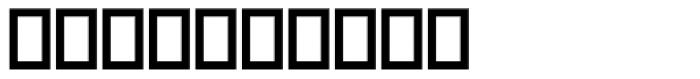 Billingand Shipping JNL Font OTHER CHARS