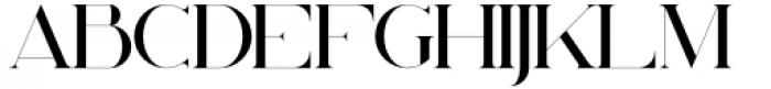 Billionaire Club Regular Font LOWERCASE