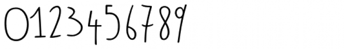 Bimbo Finetip Font OTHER CHARS