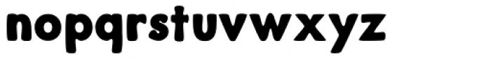 Bindle Font LOWERCASE