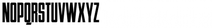 Bindlestiff NF Font UPPERCASE
