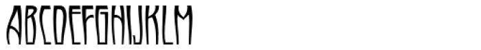 Bing Font UPPERCASE