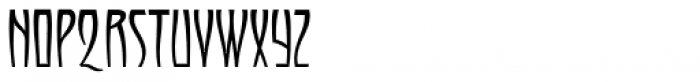 Bing Font LOWERCASE