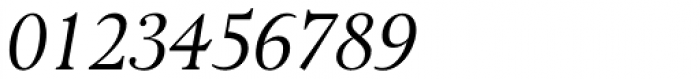 Bingley Italic Font OTHER CHARS
