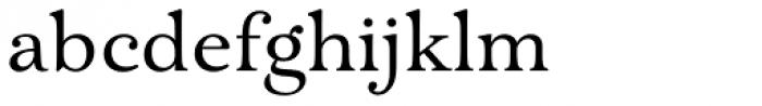 Bingley Font LOWERCASE