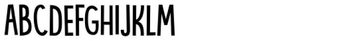 Bintang Bold Font LOWERCASE