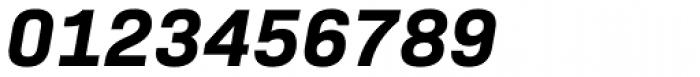 Bio Sans Bold Italic Font OTHER CHARS