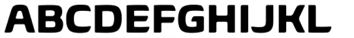 Biome Pro Basic Bold Font UPPERCASE