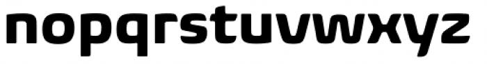 Biome Pro Basic Bold Font LOWERCASE