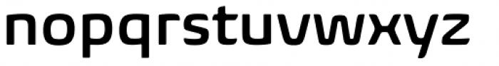Biome Pro Basic Semi Bold Font LOWERCASE