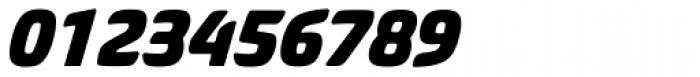 Biome Pro Narrow Black Italic Font OTHER CHARS