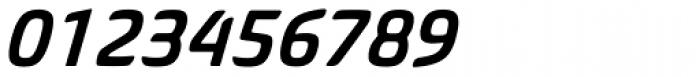 Biome Pro Narrow SemiBold Italic Font OTHER CHARS