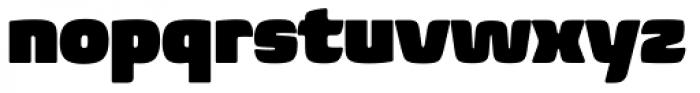 Biome Std Ultra Font LOWERCASE
