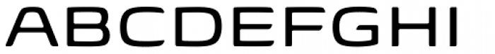 Biome Std Wide Font UPPERCASE