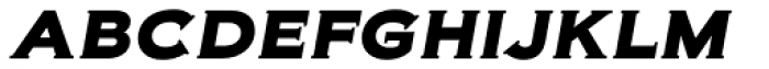 Biondi Bold Italic Font LOWERCASE