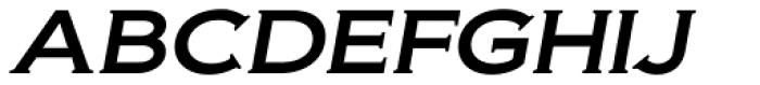 Biondi Italic Font UPPERCASE