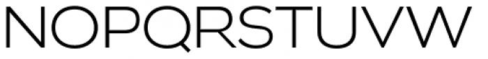 Biondi Sans Light Font UPPERCASE