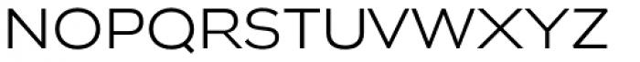 Biondi Sans Light Font LOWERCASE