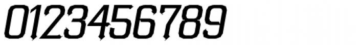 Bipolar Bold Oblique Font OTHER CHARS