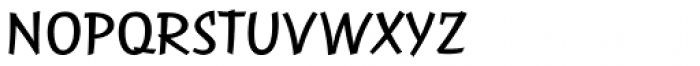 Bisco Condensed Font LOWERCASE