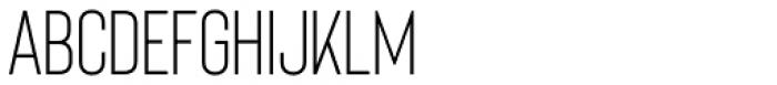Bison Regular Font LOWERCASE