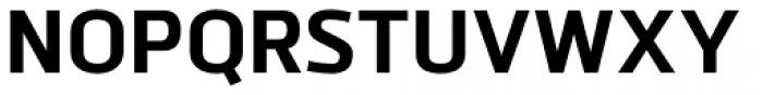 Bitner Bold Font UPPERCASE
