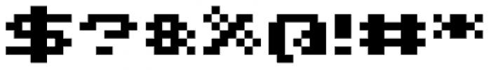Bitrux AOE Bold Font OTHER CHARS