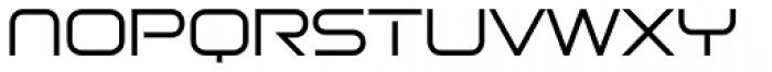 Bitsumishi Pro Light Font LOWERCASE