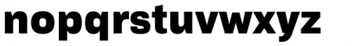Biwa Ultra Font LOWERCASE