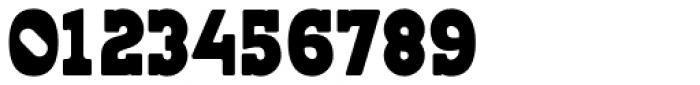 Bixa Black Font OTHER CHARS