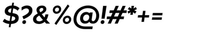 bill corp m3 Bold Oblique Font OTHER CHARS