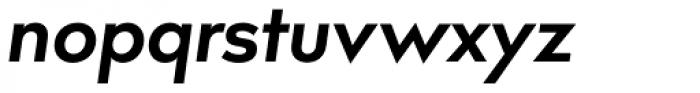 bill corp m3 Bold Oblique Font LOWERCASE