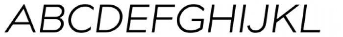 bill corp m3 Book Oblique Font UPPERCASE