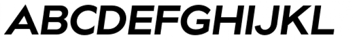 bill corp m3 ExtraBold Oblique Font UPPERCASE