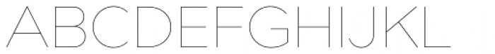 bill corp m3 Hairline Font UPPERCASE
