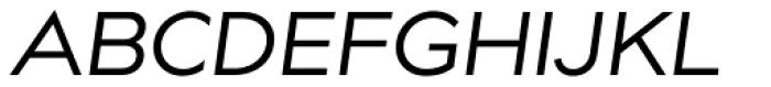 bill corp m3 Oblique Font UPPERCASE