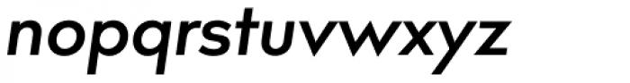 bill corp m3 SemiBold Oblique Font LOWERCASE