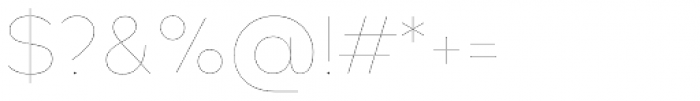 bill corp m3 Six Font OTHER CHARS