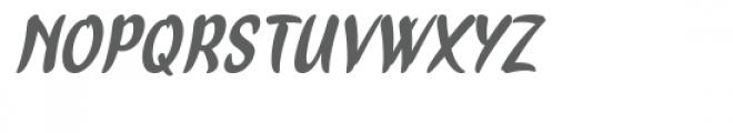 Bilang Font UPPERCASE