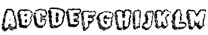 BJ SUGARCREEP Font LOWERCASE