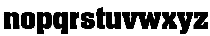 Blacksmith Font LOWERCASE