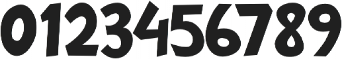 BLACK FRIDAY otf (900) Font OTHER CHARS