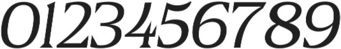 Blaak Thin Thin Italic ttf (100) Font OTHER CHARS