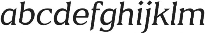 Blaak Thin Thin Italic ttf (100) Font LOWERCASE