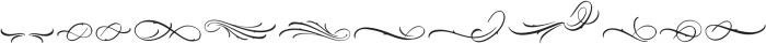 Black Angela Swash otf (900) Font LOWERCASE