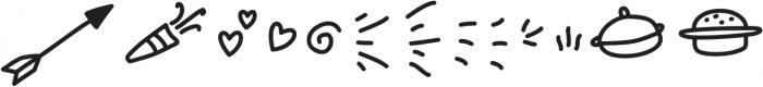 Black Butter_swash otf (900) Font LOWERCASE