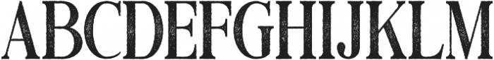 Black Drama Serif Rough otf (900) Font UPPERCASE